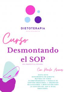 DESMONTANDO EL SOP CURSO