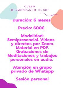 DESMONTANDO EL SOP PRECIO